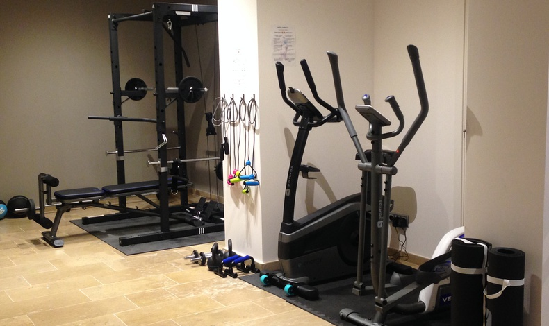 Fitness Center Hôtel Lauria Tarragone